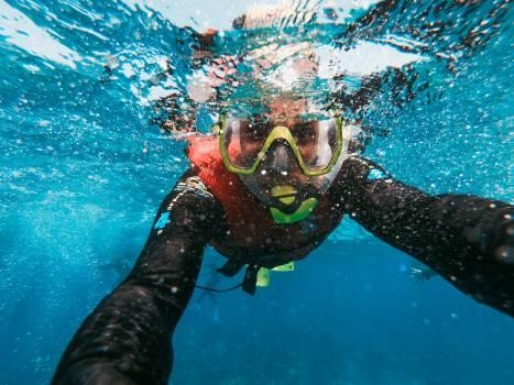 Snorkel Breathing device Underwater #302133
