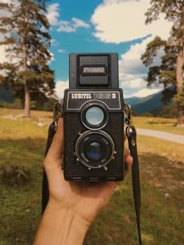 Reflex camera Camera Equipment #302405