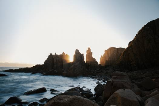 Ocean Sea Cape Free Photo