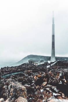 Obelisk Structure Column Free Photo