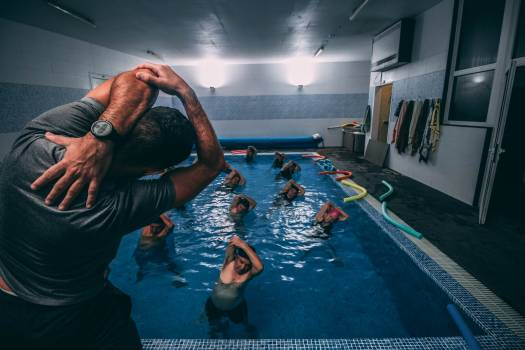 Water Pool Swimming Free Photo