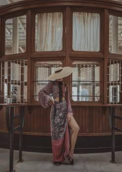 Fashion Adult Dress Free Photo