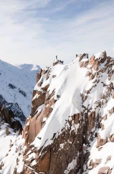 Snow Mountain Ice Free Photo