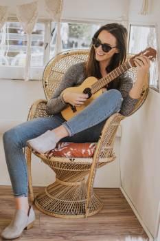 Guitar Stringed instrument Music Free Photo
