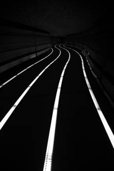 Tunnel Expressway Passageway #308426