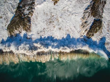 Glacier Snow Mountain #308596