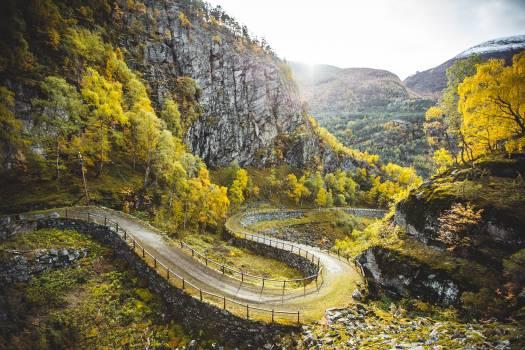 Landscape Mountain Mountains Free Photo