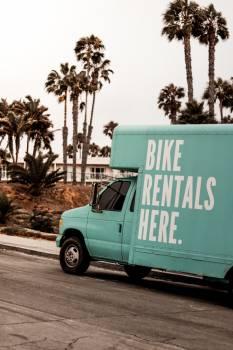 Moving van Van Truck #309072