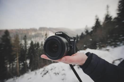 Camera Photographer Lens Free Photo