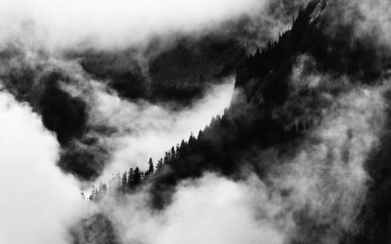 Sky Smoke Cloud Free Photo