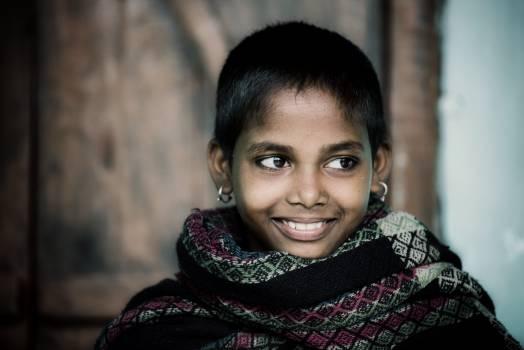 Child Portrait Person Free Photo