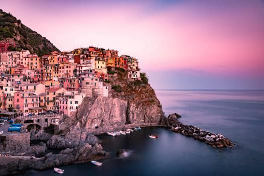 Cliff Sea Ocean #310632