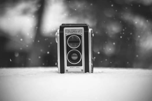 Camera Reflex camera Equipment #311089