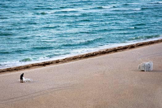 Sandbar Bar Barrier Free Photo