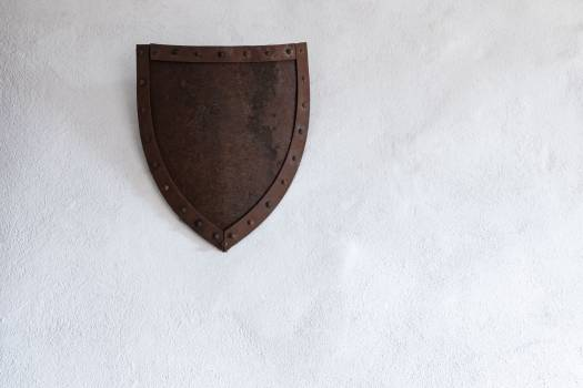Shield Armor Protective covering Free Photo