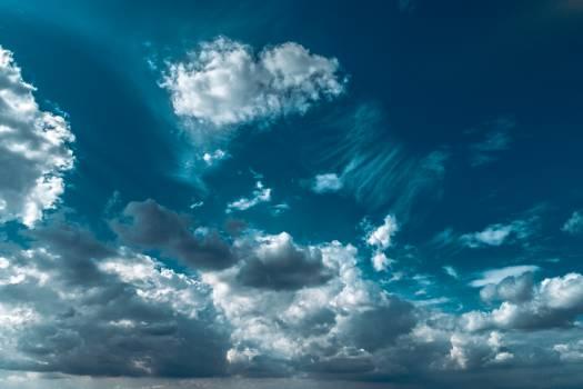 Marine Sky Sun Free Photo