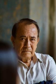 Grandfather Senior Man Free Photo
