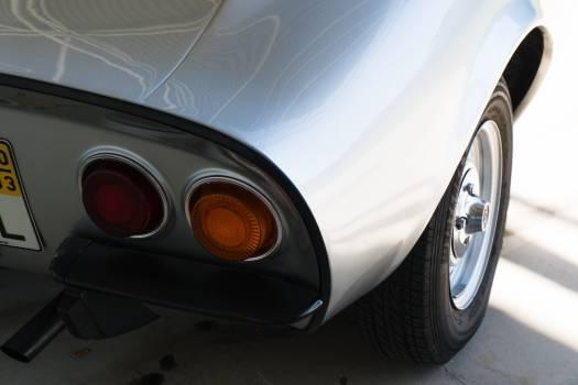 Pipe Headlight Car Free Photo