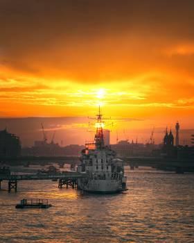 Tugboat Ship Boat Free Photo
