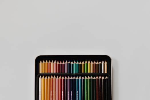 Pencil Pencil box Box Free Photo