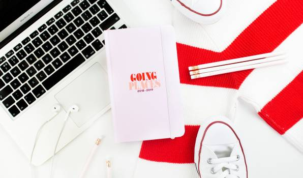 Check Paper Design Free Photo