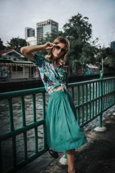 Dress Pretty Lady Free Photo