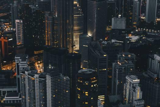 Skyscraper City Skyline #314511