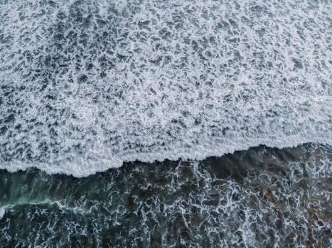 Ice Texture Pattern Free Photo