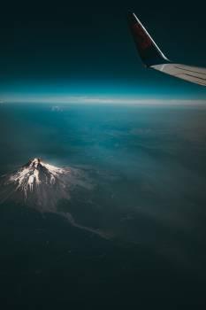 Volcano Mountain Natural elevation #315403