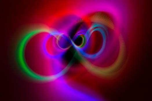 Laser Backdrop Shape Free Photo
