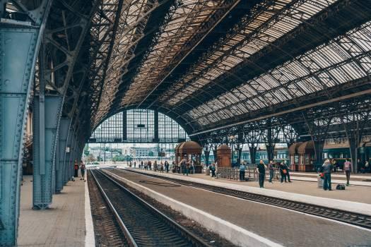 Railway station Terminal Station #315946