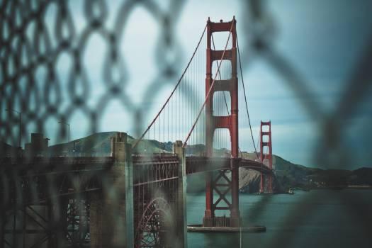 Bridge Structure Suspension bridge #316610