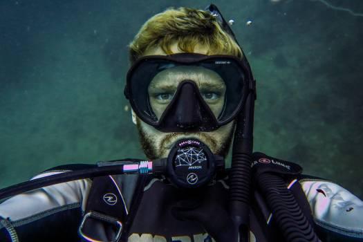 Scuba diver Diver Swimmer #317737