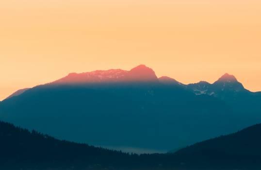 Mountain Landscape Volcano #317817