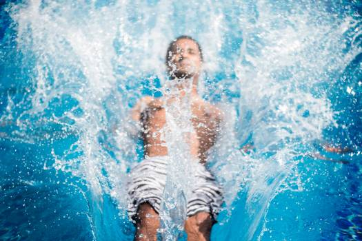 Pool Swimming Water Free Photo