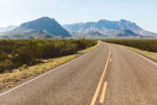 Road Range Landscape #318455