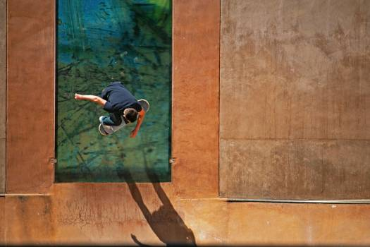 Board Skateboard Wheeled vehicle #318500