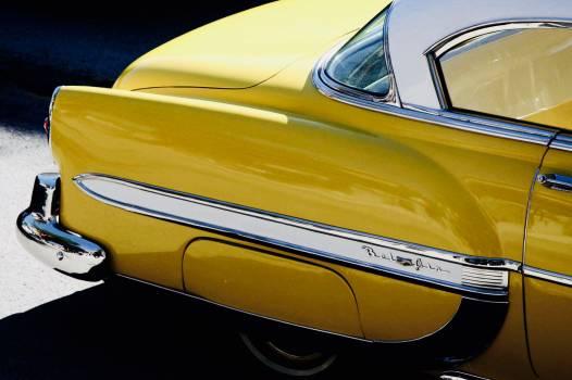 Car Motor vehicle Spoiler Free Photo