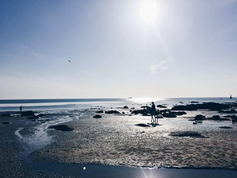 HuaHin Beach.JPG Free Photo