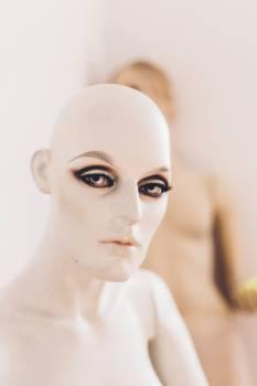 Shoulder Face Skin Free Photo