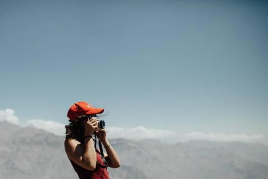 Mountain Adventure Sport Free Photo