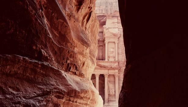 Canyon Rock Cave Free Photo
