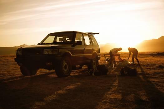 Car Motor vehicle Beach wagon Free Photo