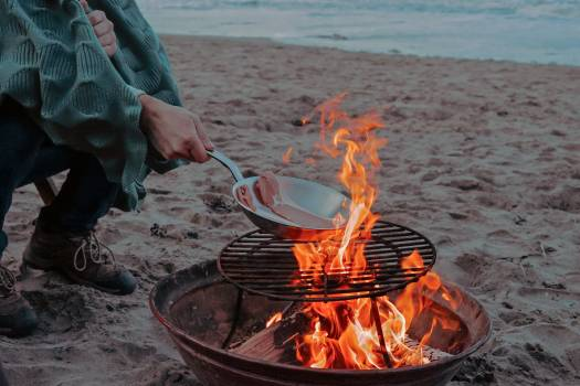 Beach Sea Dutch oven #319398