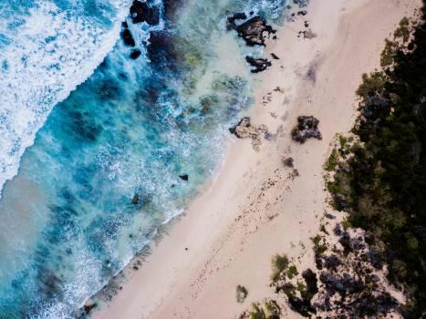 Beach Texture Grunge Free Photo