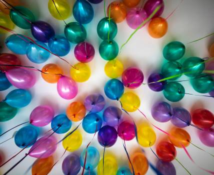 Colorful Candy Colors Free Photo