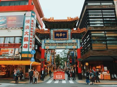 Temple Architecture Plaza Free Photo
