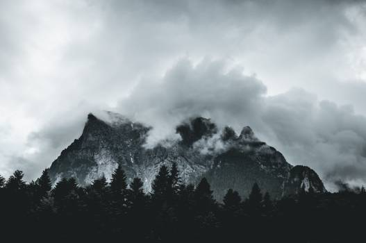 Volcano Mountain Natural elevation #320878