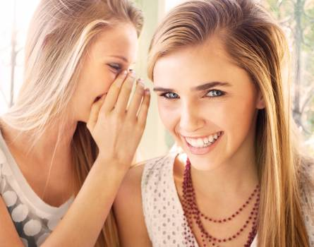 Girls women laughing secret #32092