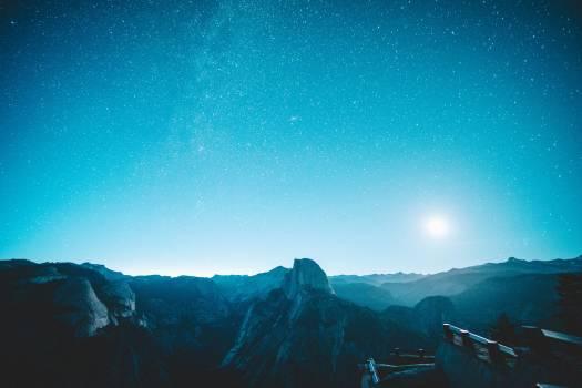 Mountain Star Celestial body #321065